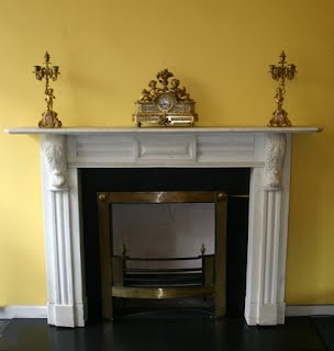 Antique Fireplaces Dublin marble