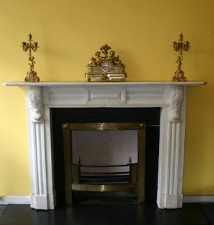 Antique Fireplaces Dublin marble
