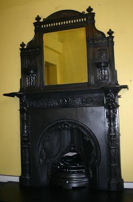 Antique Fireplaces Dublin round