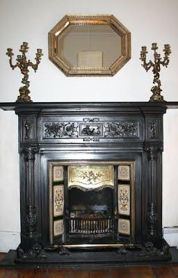 Antique Fireplaces Dublin tiled
