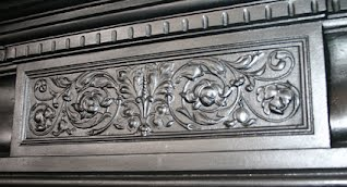 Antique Fireplaces Dublin detail