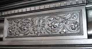 Antique Fireplaces Dublin detail